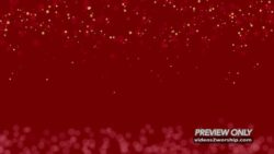 Red Christmas Motion Background