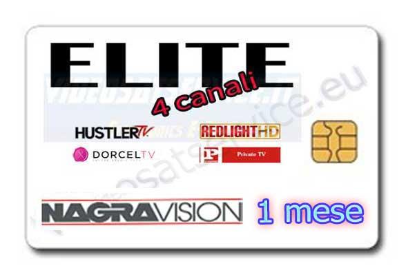 Elite Light 4 Canali 1Mese