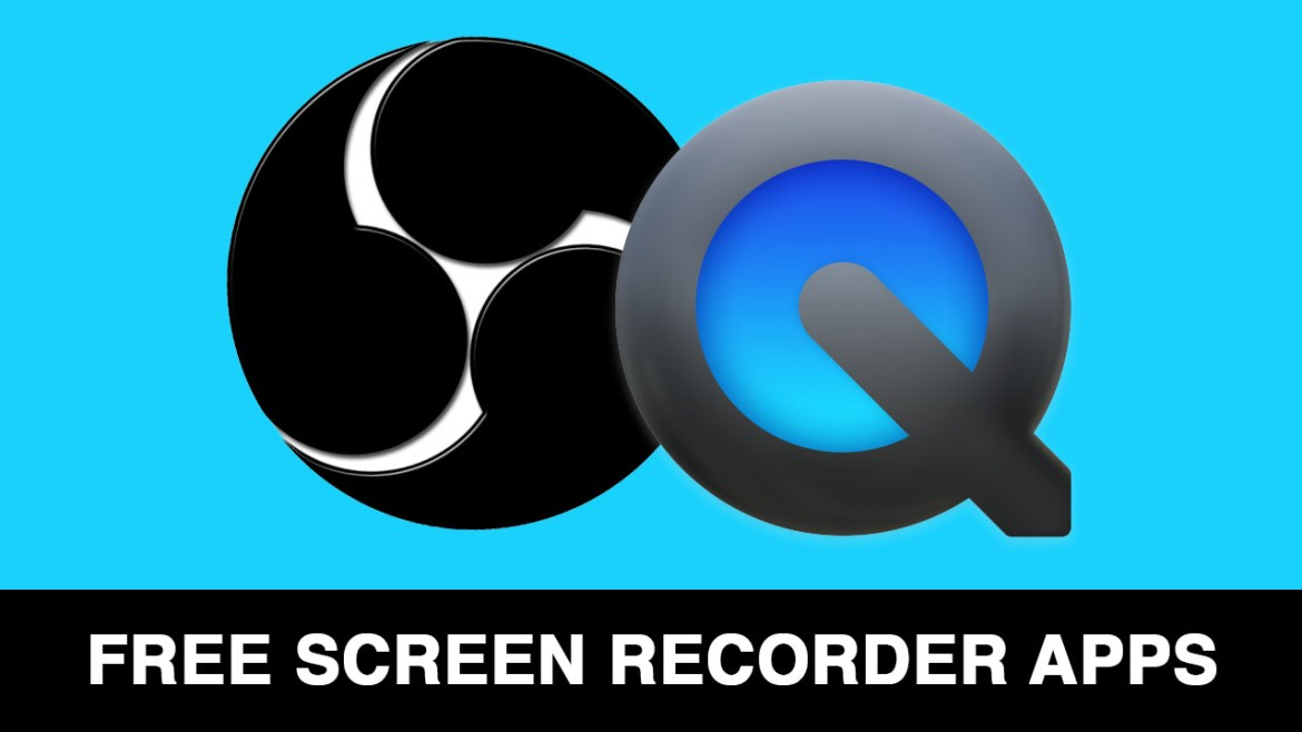 The Best And Free Screen Recorder Apps For Mac Pc Video School