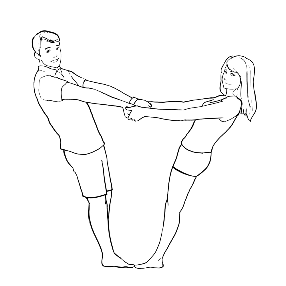 couples posing ideas from video school online