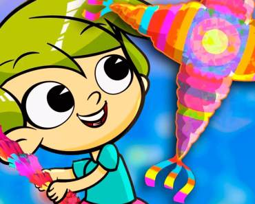 Video de Cumpleanos Feliz – Rompe la Piñata