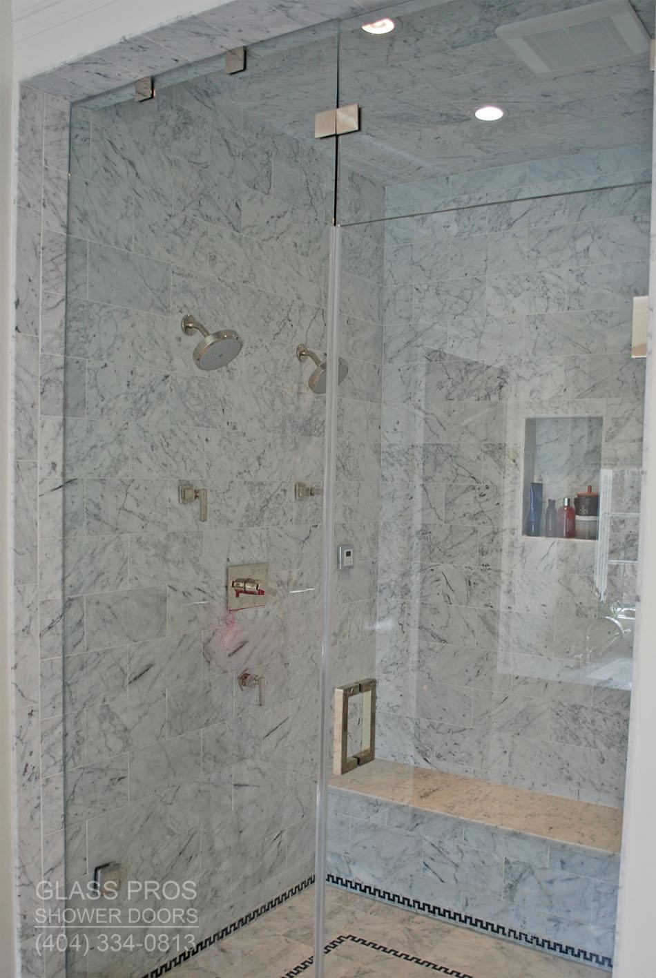 Glass Pros Of Cumming Frameless And Semi Framed Shower Doors