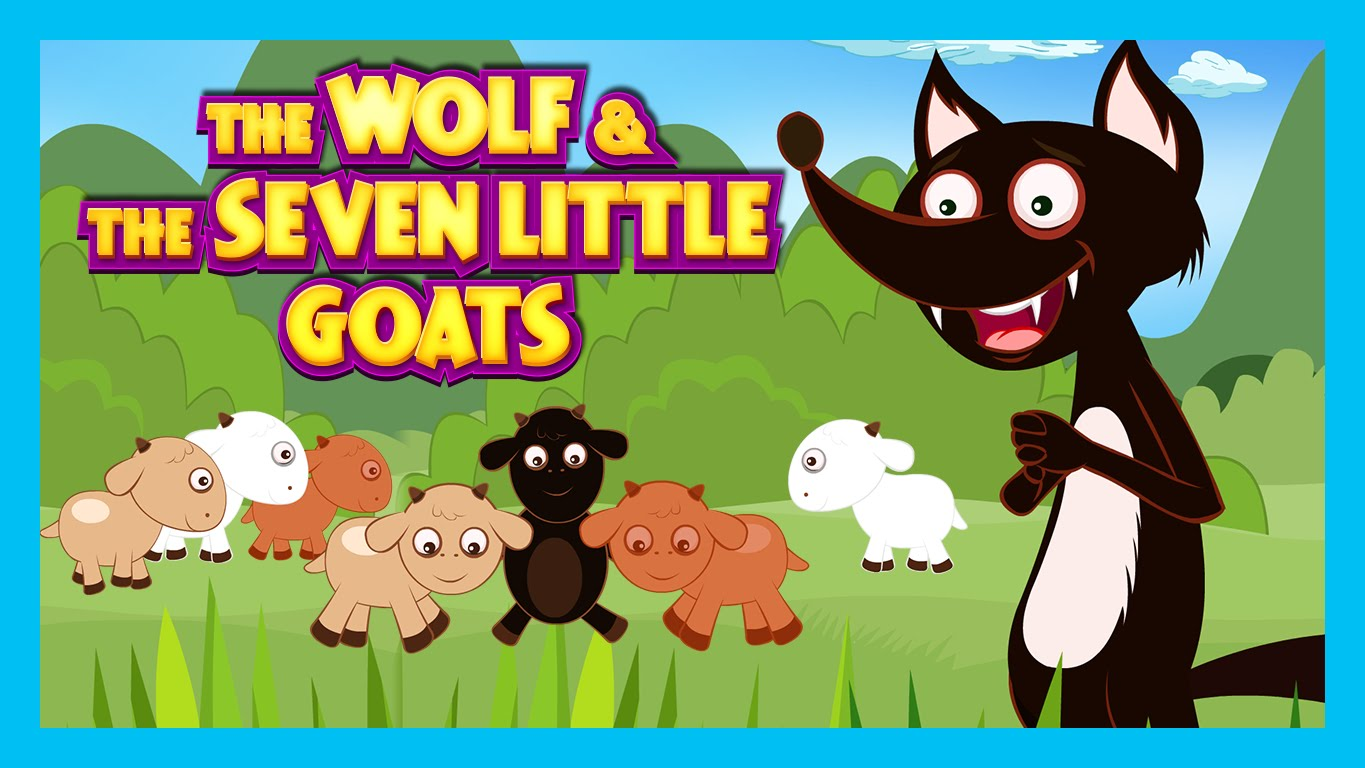 Wolf And Seven Little Goats