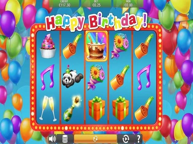 Play Happy Birthday Video Slot Free At Videoslots Com