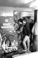 Jugendliche im Dezember 1980 in Newcastle, England. (Bild: Pinterest)