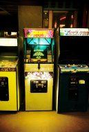Spielautomat Gorf: Vernichten sie die gorfianische Flotte, um die interstellare Vereinigung zu beschützen. (Bild: André Eymann)