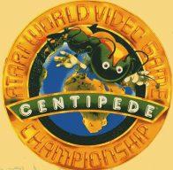 Ein Logo zur Centipede Weltmeisterschaft. (Bild: Atari)