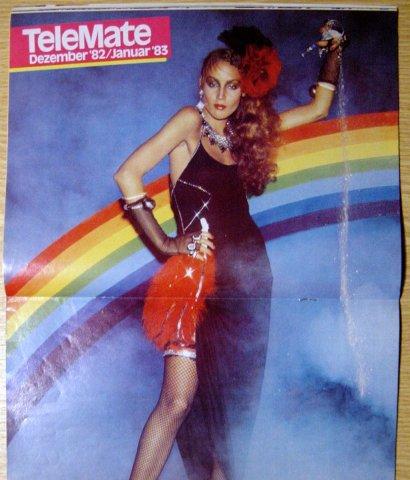 Die TeleMate-Modelle erschienen bis April 1983 in der Mitte des Magazins. (Bild: M. Cavendish)