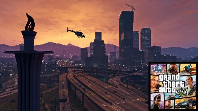 Virtuelles Ausleben aller Träume: Grand Theft Auto V. (Bild: Rockstar, 2014)
