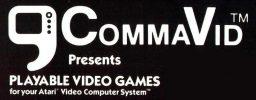 Die Firma CommaVid warb damit, VCS-Titel mit einer hohen Qualität anzubieten und sich nicht nur hinter einen schönen Spieloptik zu verstecken. (Bild: CommaVid)