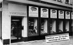 Treffpunkt der Telespieler am Münchener Stachus. (Bild: M. Cavendish)