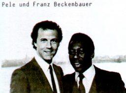 Franz Beckenbauer und Pelé wurden damals zu Atari-Sonderbotschaftern. (Bild: Atari)