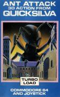 Ant Attack für den C64. (Bild: Quicksilva)