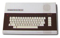 Der Colour Genie war 1982 ein Konkurrent des ZX Spectrum. (Bild: Wikipedia)