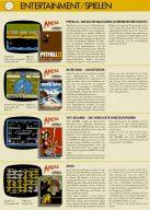 Activision-Werbung: die Planung reichte vom Atari Heimcomputer bis zum PC. (Bild: Markt & Technik Verlag)