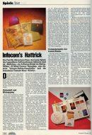 Legendäre Adventures von Infocom im Spiele-Test Adventures von Infocom im Spiele-Test. (Bild: Markt & Technik Verlag)