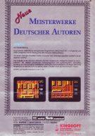 Diese Anzeige-Reihe bewarb unter anderen Henriks Hit Zyron. (Bild: Kingsoft)