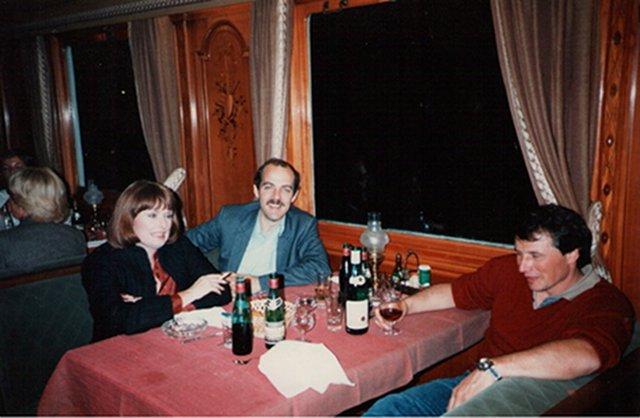 Atari Sales Meeting in Montreux 1982 (Foto 1). (Bild: Klaus Ollmann)