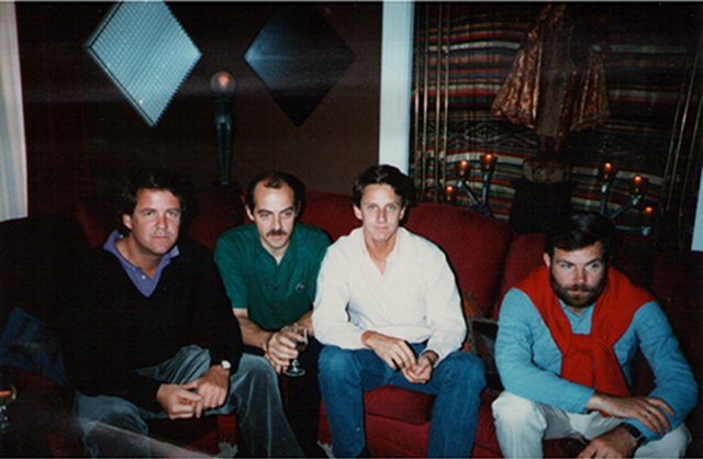 Atari Sales Meeting in Montreux 1982 (Foto 2). (Bild: Klaus Ollmann)