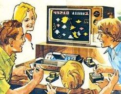 Atari verspricht Bildschirm-Spass für die ganze Familie. (Bild: Atari)