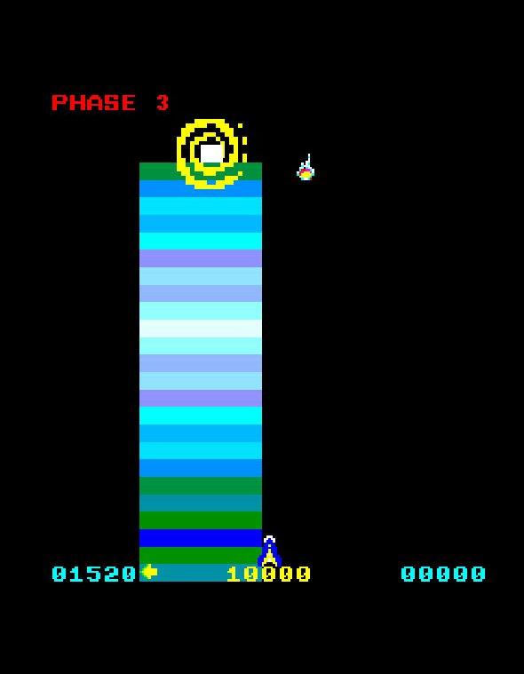 Quasar von Zaccharia. Keine Ahnung wie ich damals in den vierten Level gelangt bin. (Bild: Zaccharia)