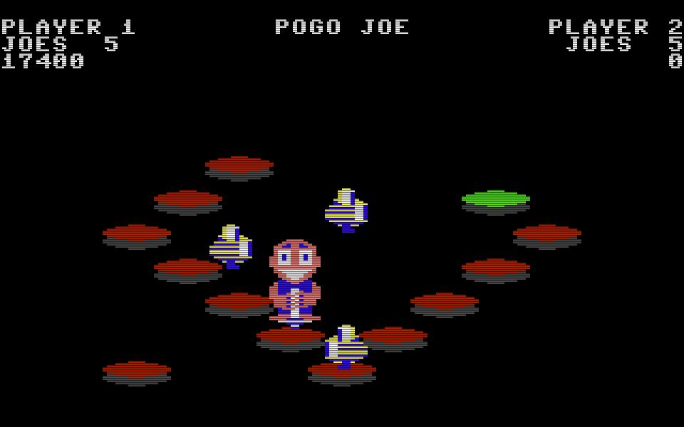 Räumliches Denken ist bei Pogo Joe auf jeden Fall von Vorteil. (Bild: Screenplay)