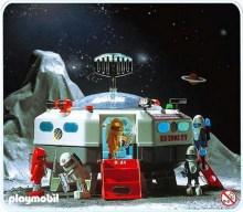 Die Playmobil-Raumstation. (Bild: Playmobil)