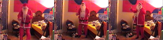 Sašo Vrabič, Santa