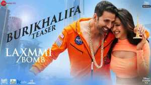 BURJKHALIFA Song LYRICS – LAXMMI BOMB