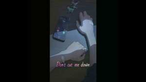 Read more about the article Let me down slowly English WhatsApp status Video Download
