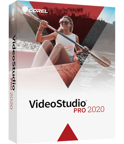 VideoStudio Pro 2020, Video Editing Software