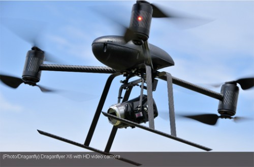 FAA Grants Exemptiobns for Commercial Drones