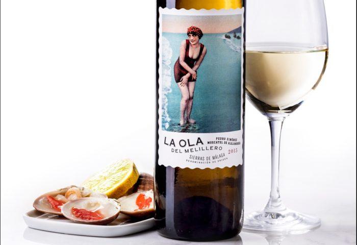 Vino blanco Ola del Melillero