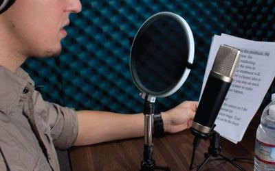 Match up! Does your voice over complement your visuals?