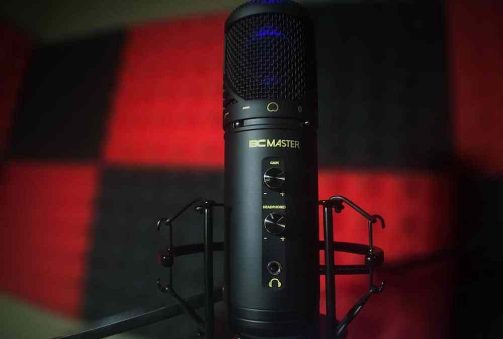 Video Voiceover Recording Microphone