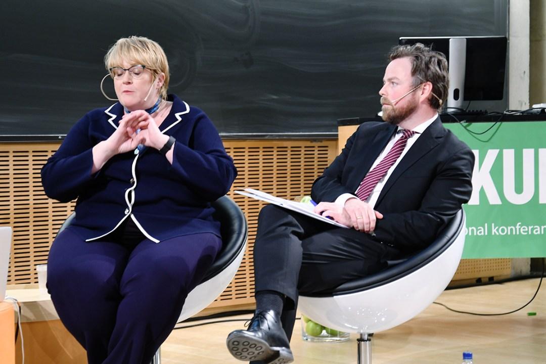 Paneldebatt NKUL konferansen 2017