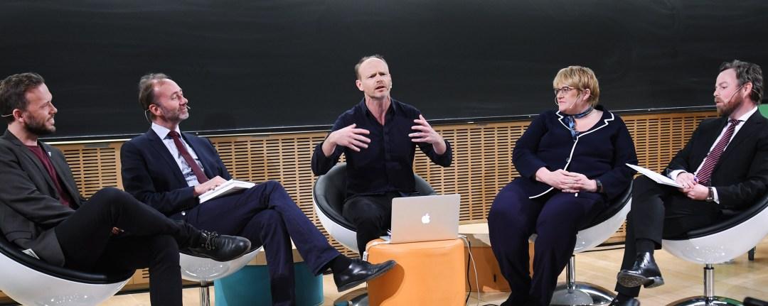 Paneldebatt under NKUL 2017