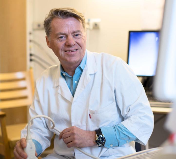 Professor Pieter Jelle Toussaint