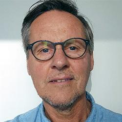 Portrett av Geir K. Hansen