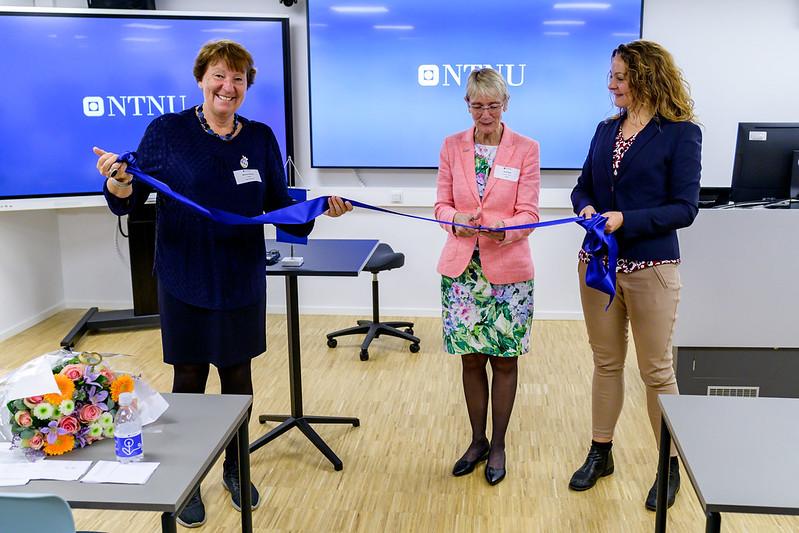 Åpning av NTNUs kontor i Oslo