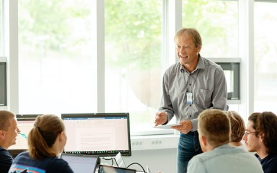 Datasimulering av prosjekt-case skaper engasjement