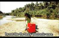 14 Year-Old Girl Invents Pedal-Powered Washing Machine