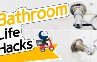 16 Awesome Bathroom Tricks
