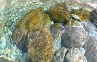 The Verzasca River In Switzerland