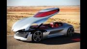 Renault Trezor – A New Car Concept