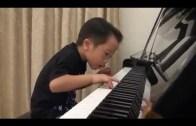 5 Years Old Tsung Tsung Amazing Piano Prodigy