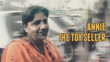 Annie – The Toy Seller In Pakistan