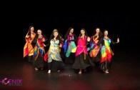 Famous Algerian Folk Dance By Phoenix Belly Dance Group