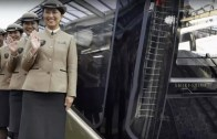 Japan's Luxurious Shiki-shima Sleeper Train