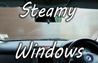 How to Easily Stop Your Car Windows From Fogging Up